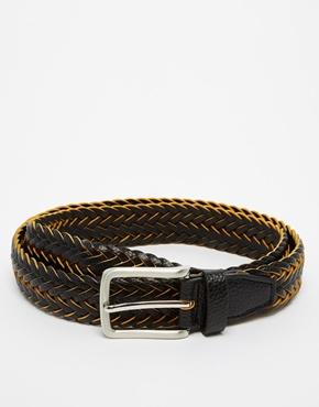 Image 1 of ASOS Braid Belt ...