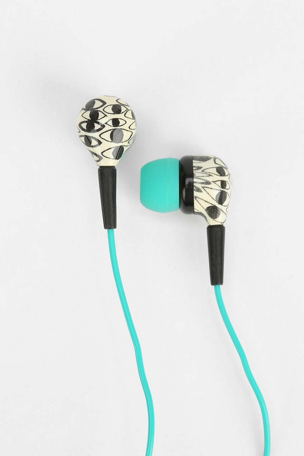 UO Printed Earbud Headphone...
