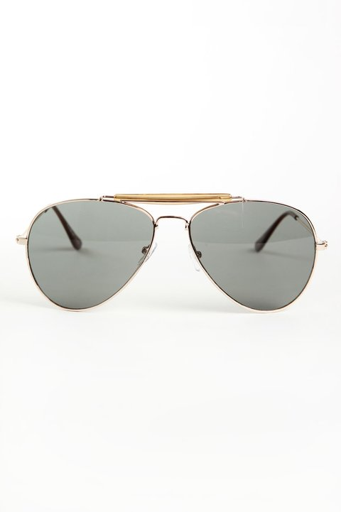 Keith Sunglasses Gold - AJ ...