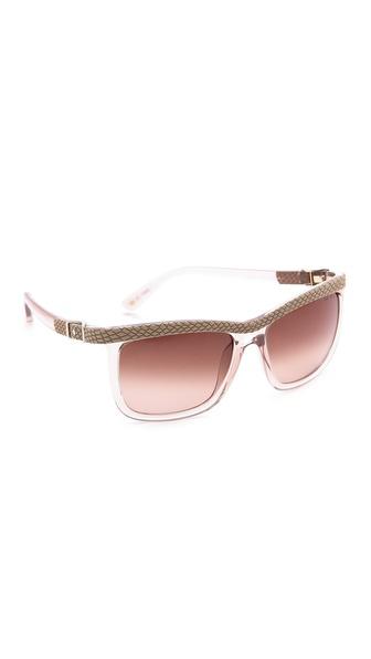 Jimmy Choo Rea Sunglasses