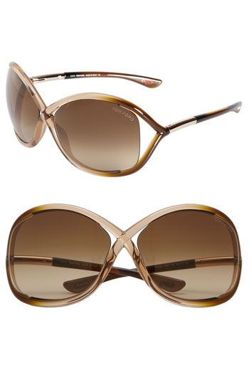 Tom Ford 'Whitney' 64mm Ope...