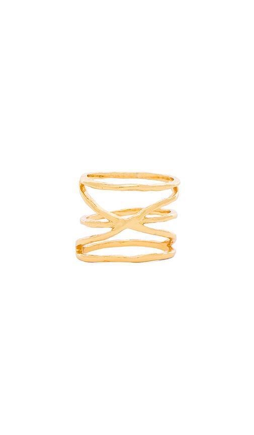 gorjana Isla Ring in Gold |...