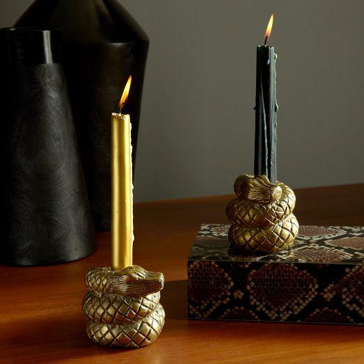 Snake Candleholder | West Elm