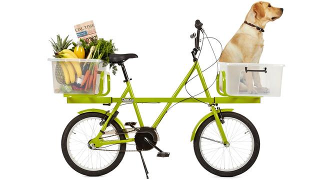 The Pickup Truck of Bikes L...