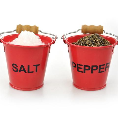 Pinch Pots Salt And Pepper ...