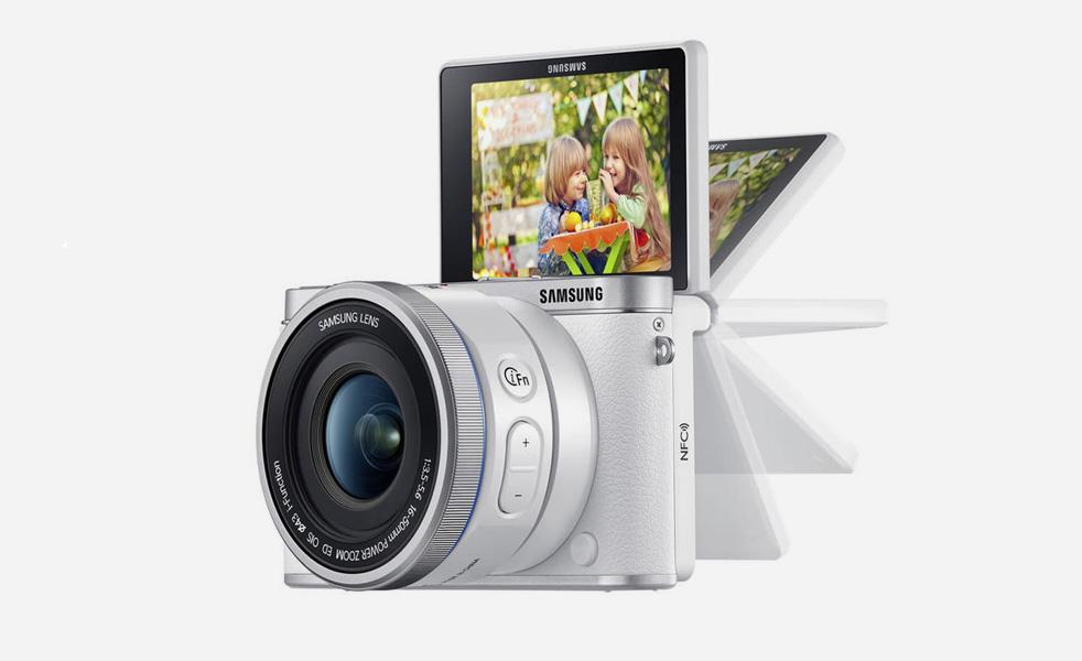 Samsung Mirrorless NX3000 C...