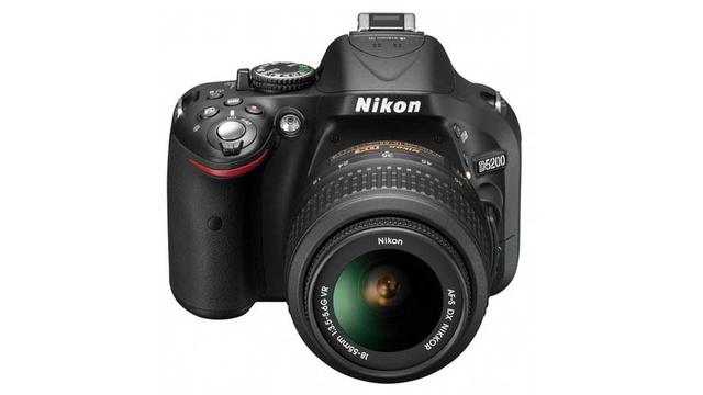 Nikon's D5200: A Beginner's...