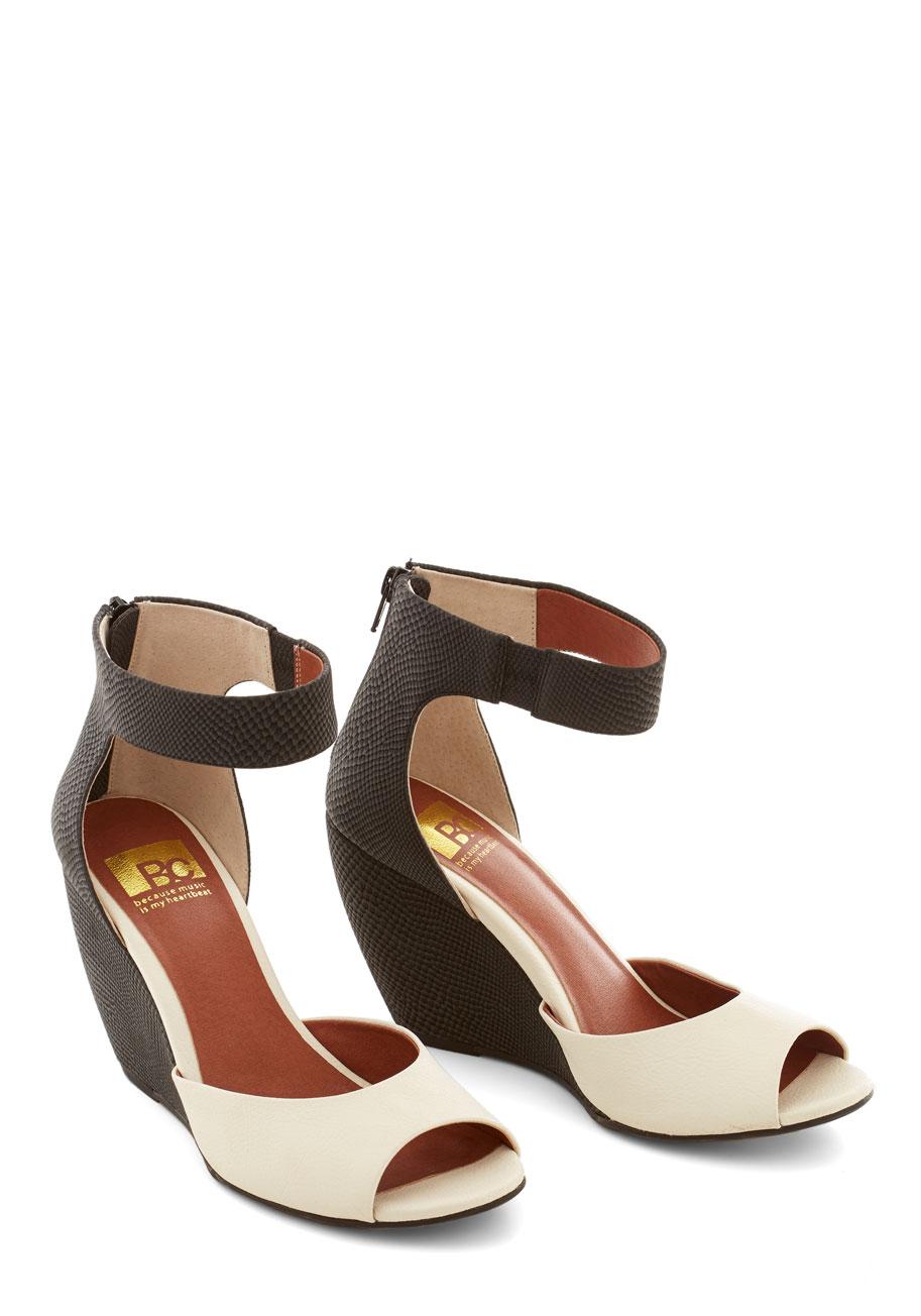 BC Footwear Tones in Tandem...