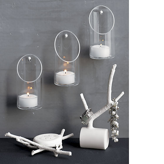 wall-mounted candleholder |...