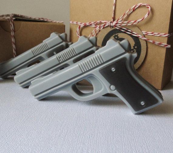 Gun Soap - Target Practice ...