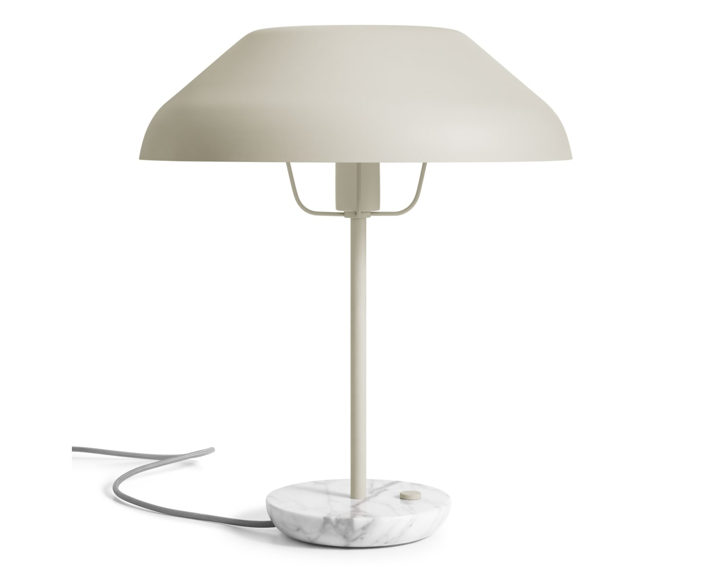 Beau Table Lamp - Putty