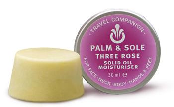 Three Rose Solid Oil Moistu...