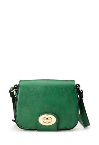 Mod Girl Structured Crossbo...