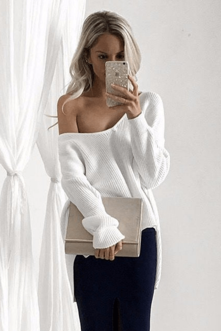 Young And In Love Pullover Top