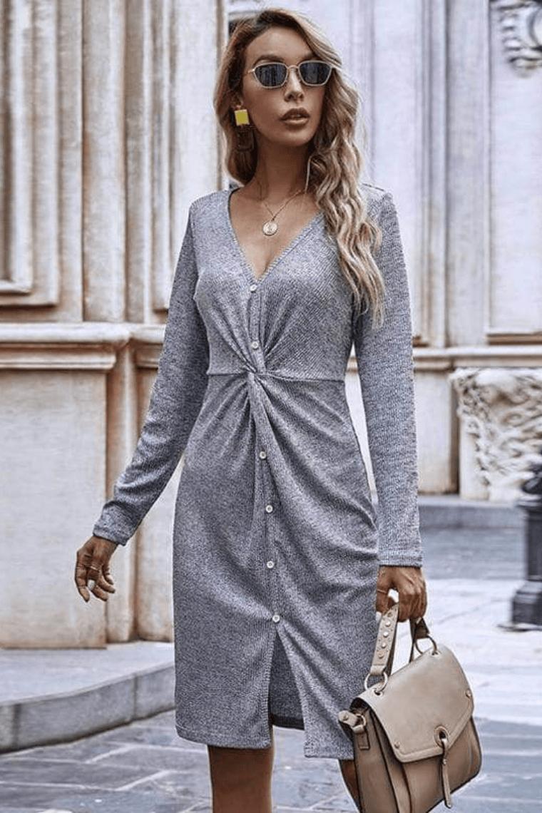 Business Brunch Dress