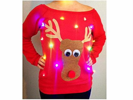 Women's UGLY CHRISTMAS SWEA...