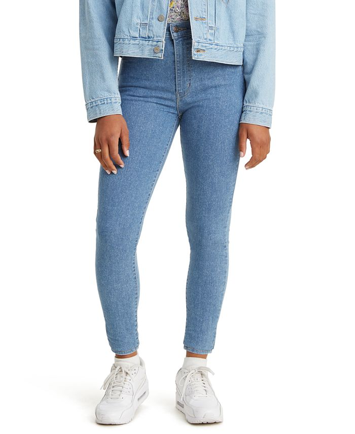 Mile High Ink Night Wash Super Skinny Jeans