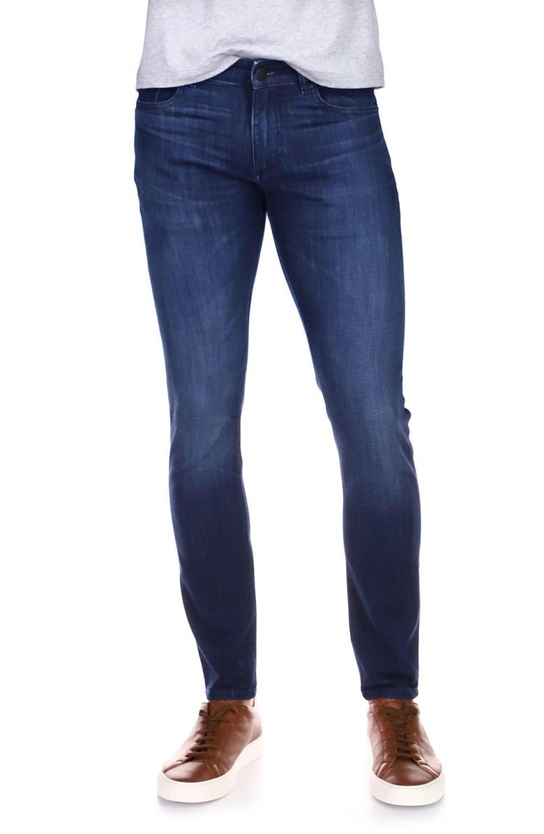 DL1961 Men's Hunter Skinny Jeans, Main, color, GENERATION PERFORMANCE