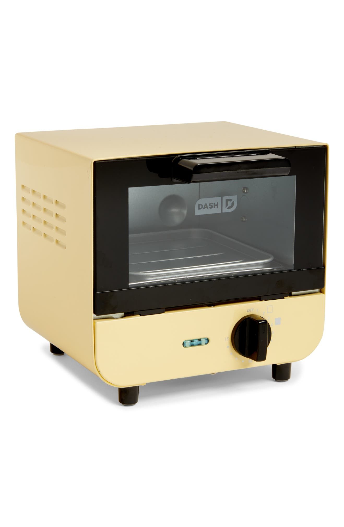 Mini Toaster Oven, Main, color, PALE YELLOW
