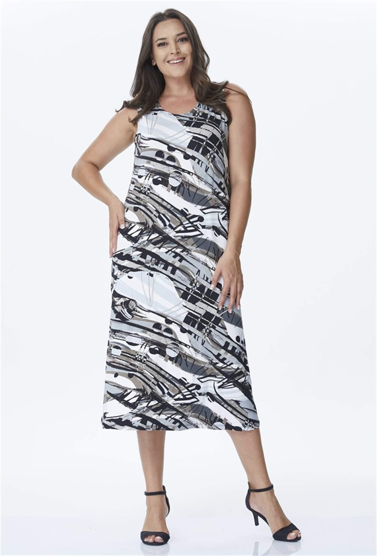 Women's Back Detail Dress
