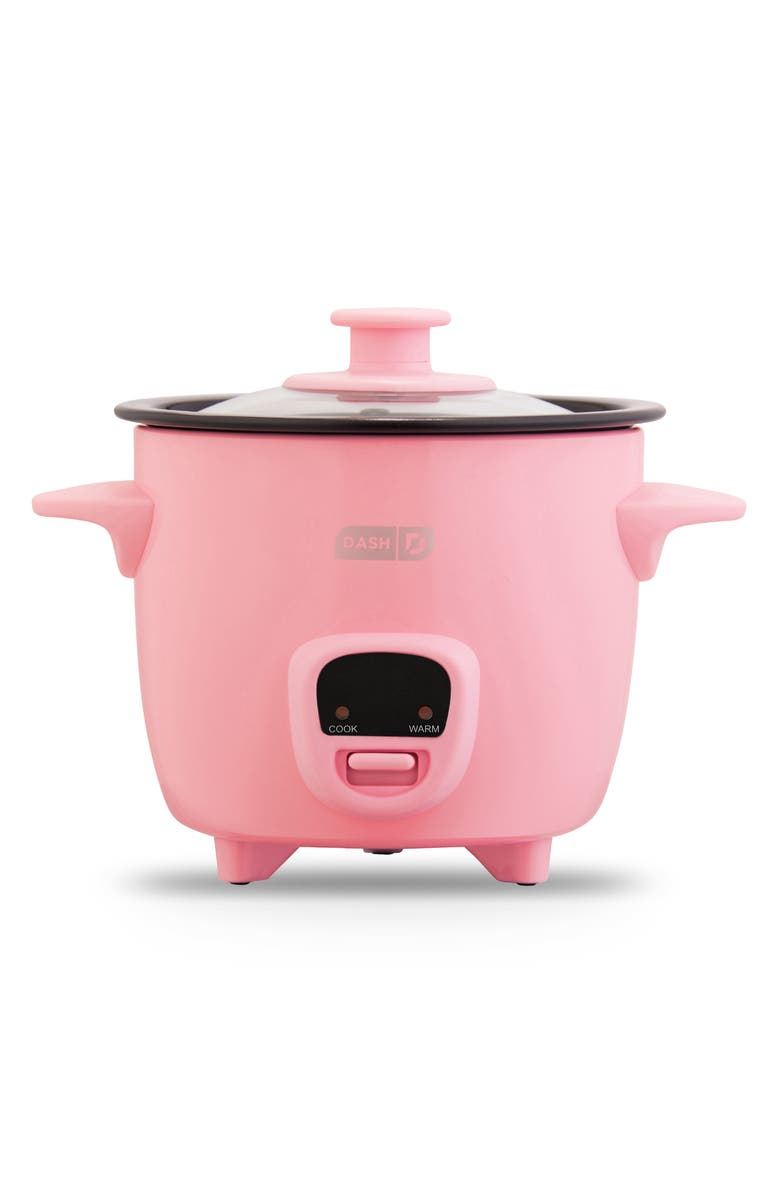Mini Rice Cooker, Main, color, Pink