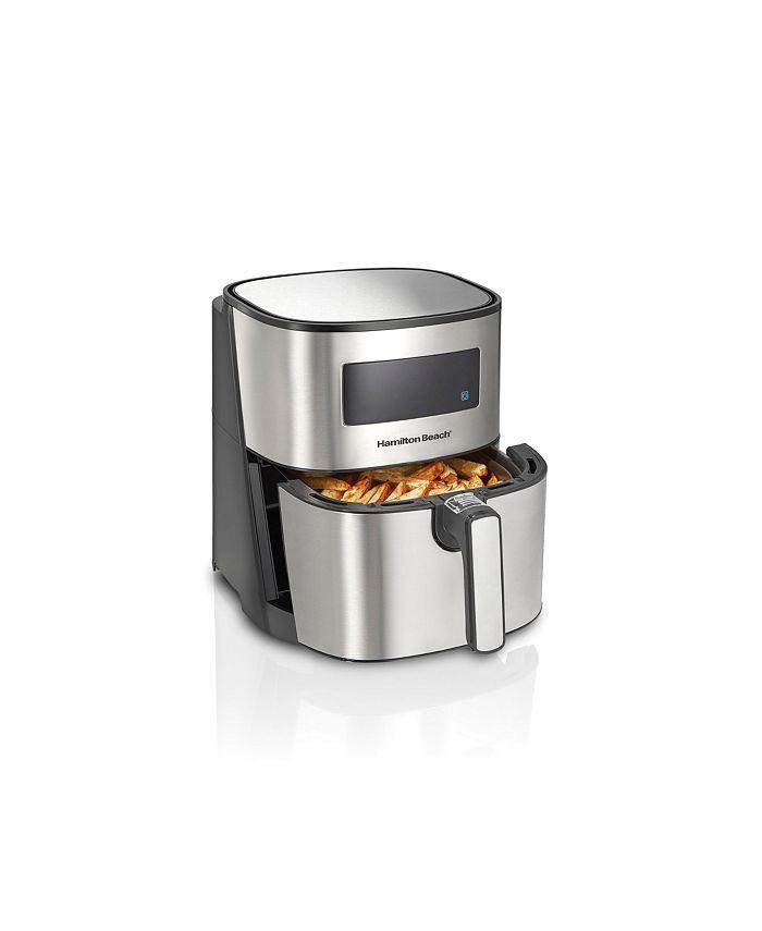 5L Digital Air Fryer with Nonstick Basket