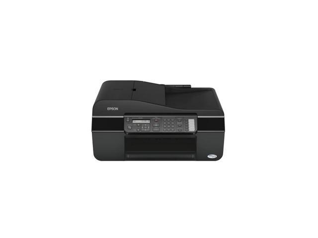 NX300 AllInOne Printer PrintCopyScanFax Black