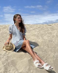 Riviera Mini Sun Dress