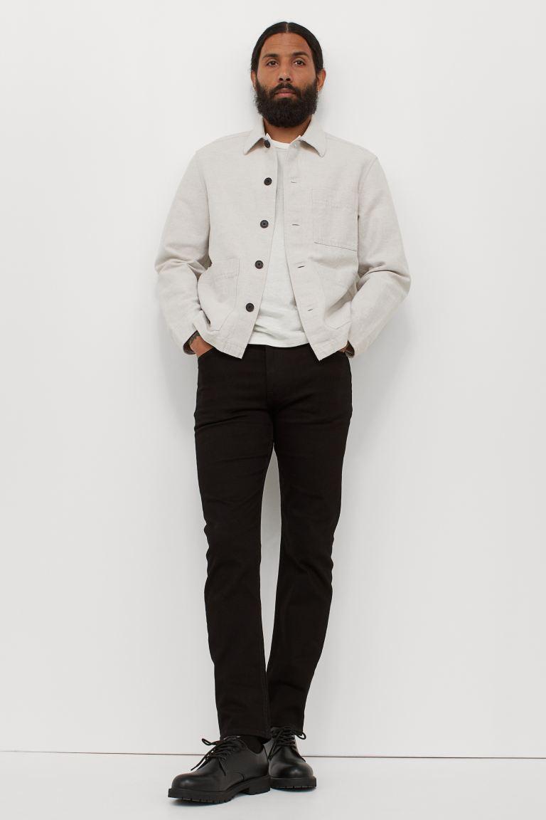 Slim Jeans - Black - Men | H&M US