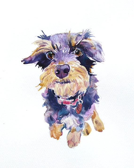 Custom Pet  Portrait - Cust...