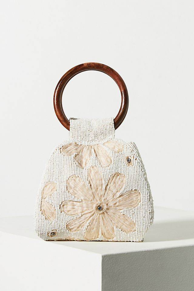 Riva Ring Handle Clutch