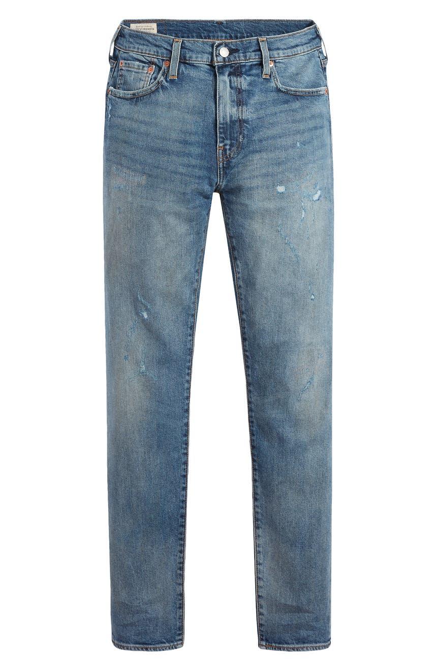 Flex Men's Slim Tapered Leg Jeans, Main, color, THE NOBODIES DX