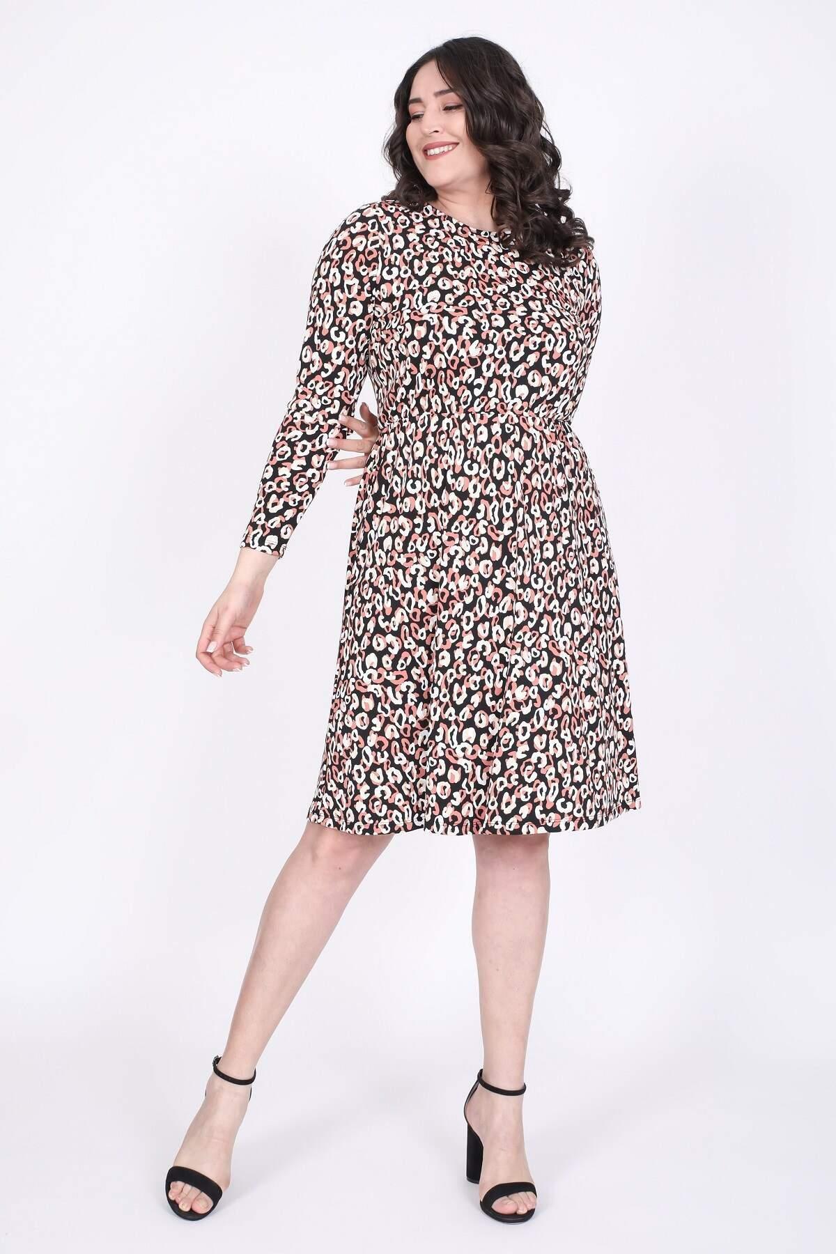 Women's Elastic Waist Dress
