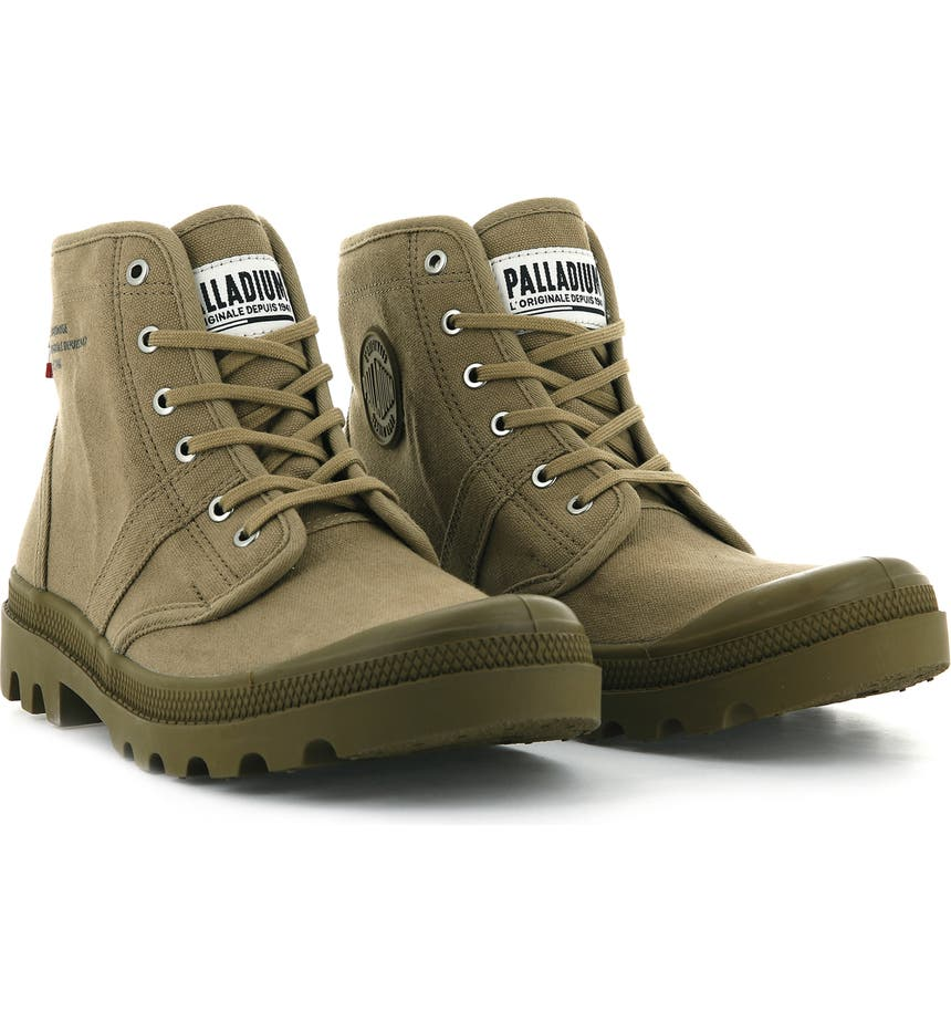 Pallabrousse Legion Boot, Main, color, OLIVE