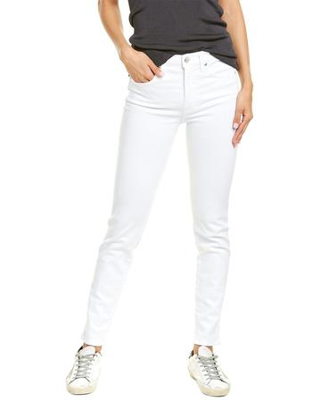 Kate White High-Rise Skinny Jean