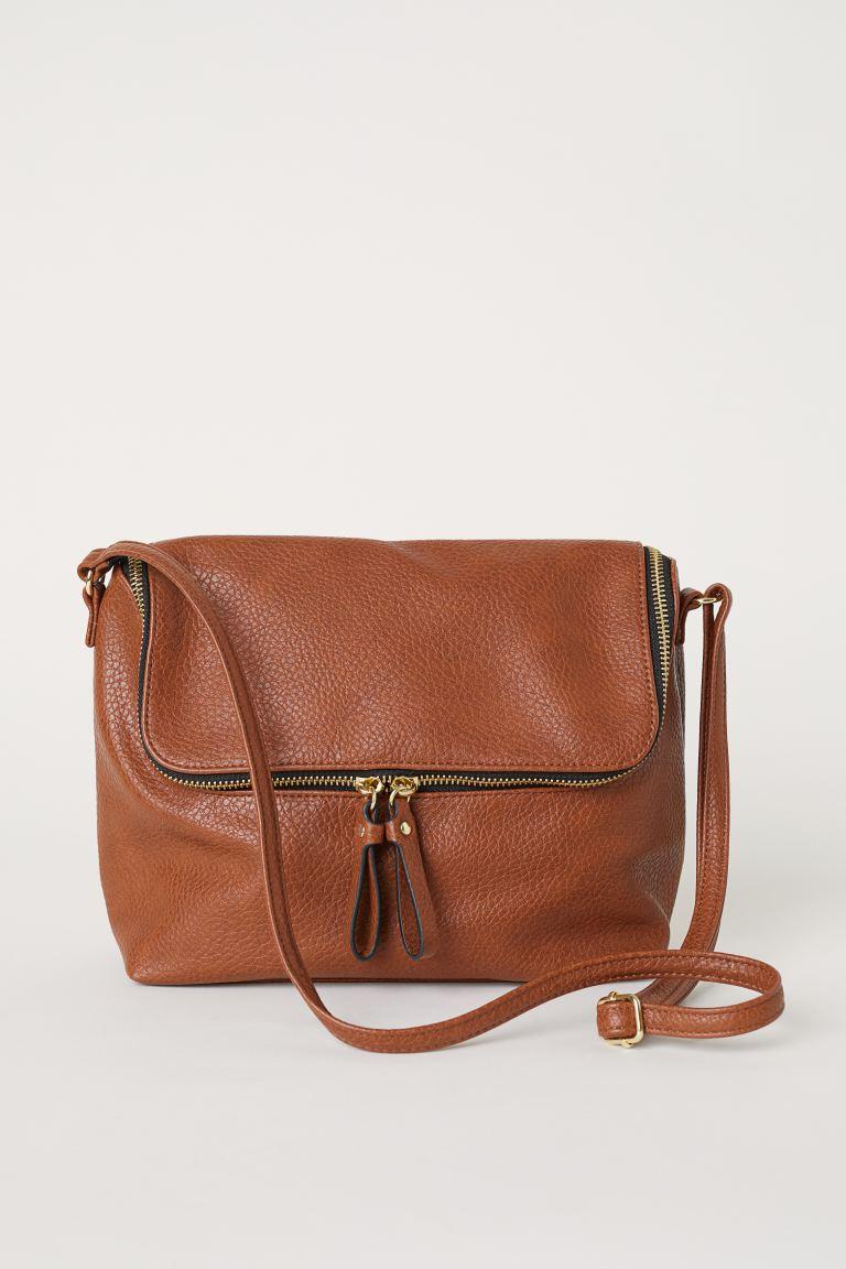 Shoulder Bag - Brown - Ladies