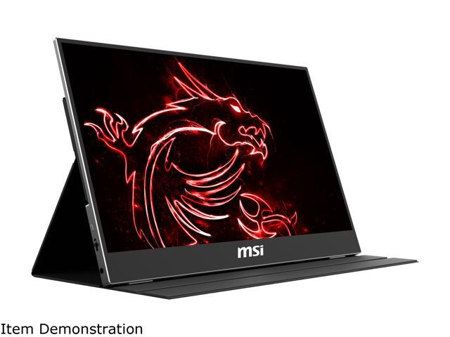 "Optix MAG161V 15.6"" Full HD 1920 x 1080 60 Hz Mini HDMI, USB-C Portable Monitor"