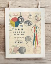 Optics & Sight Museum Print