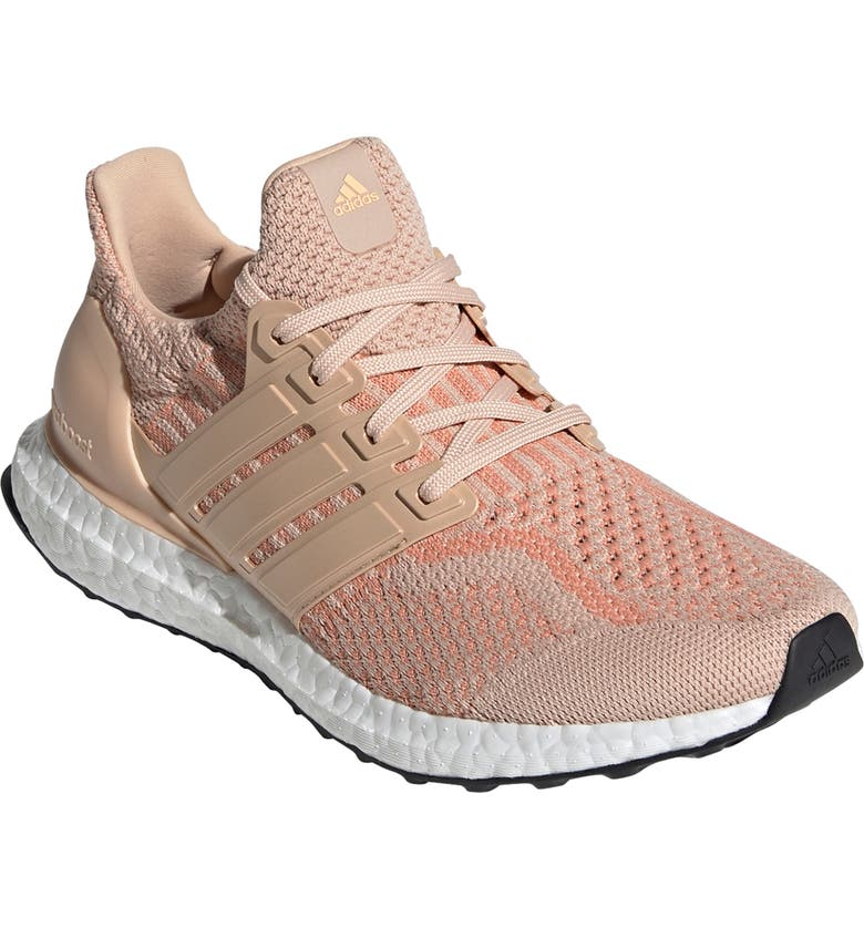 UltraBoost DNA Running Shoe, Main, color, HALO BLUSH/ AMBIENT BLUSH