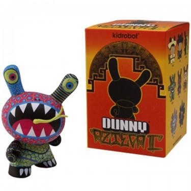 Kidrobot Dunny Azteca II 3 ...