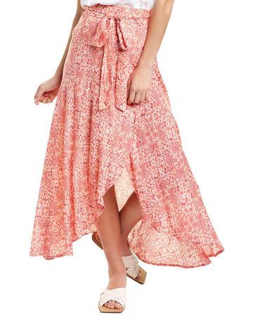 Betty Wrap Skirt