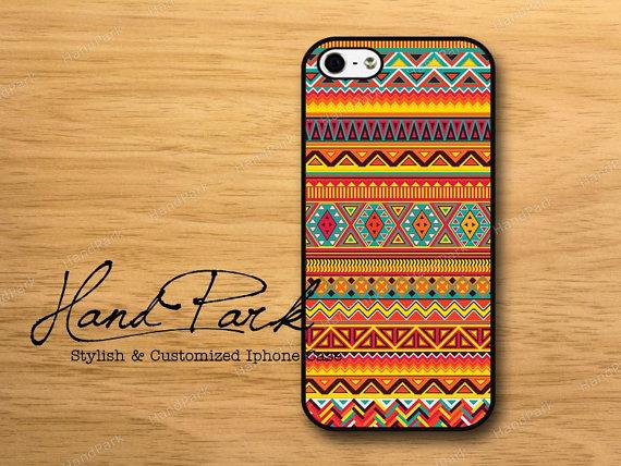 Aztec Geometric iPhone 5 Ca...