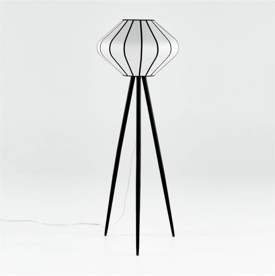 Starling Paper Lantern Floor Lamp