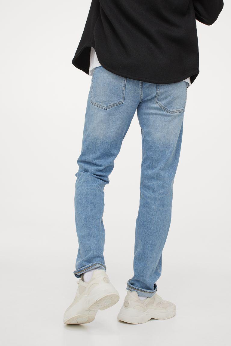 Regular Jeans - Light denim blue - Men   H&M US