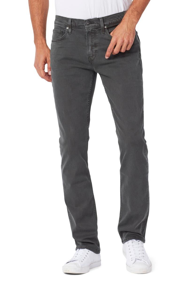 Transcend Federal Slim Straight Leg Jeans, Main, color, VINTAGE SMOKEY PEAT