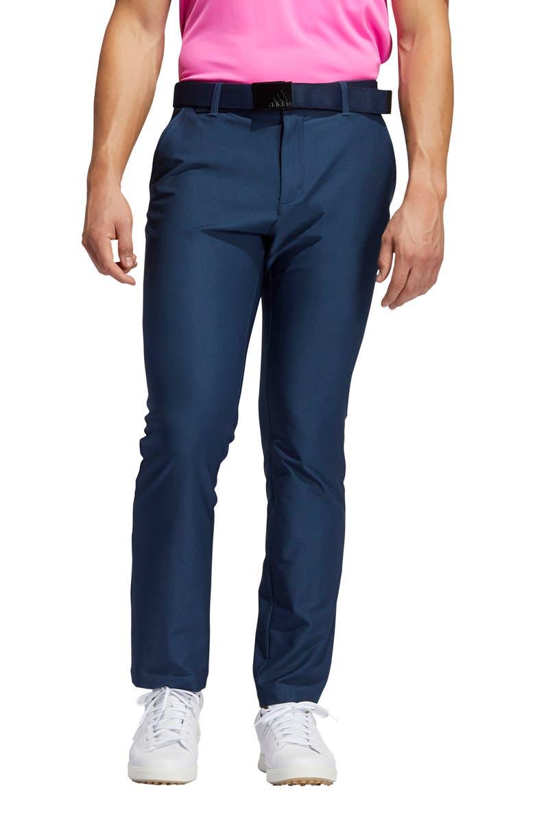 ADIDAS GOLF Men's Ultimate365 Classic Water Resistant Pants, Main, color, CREW NAVY