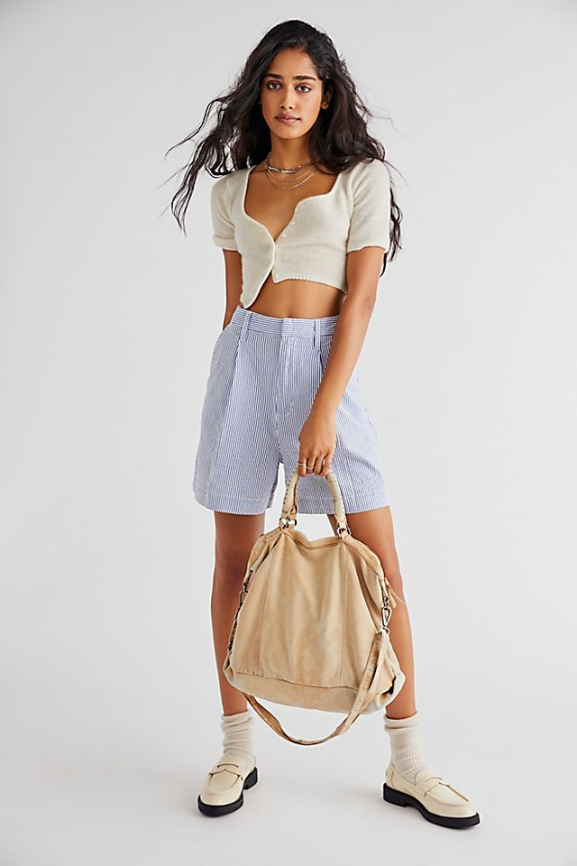 Distressed Tote