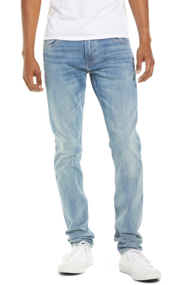 Men's The Stacked Skinny Jeans, Main, color, GENERATION