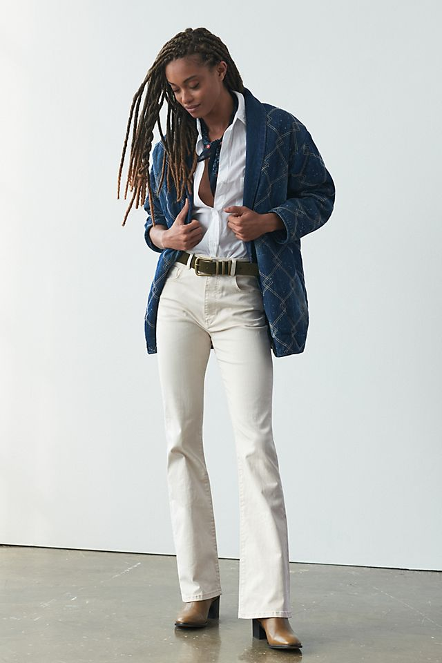The Icon Flare Jeans
