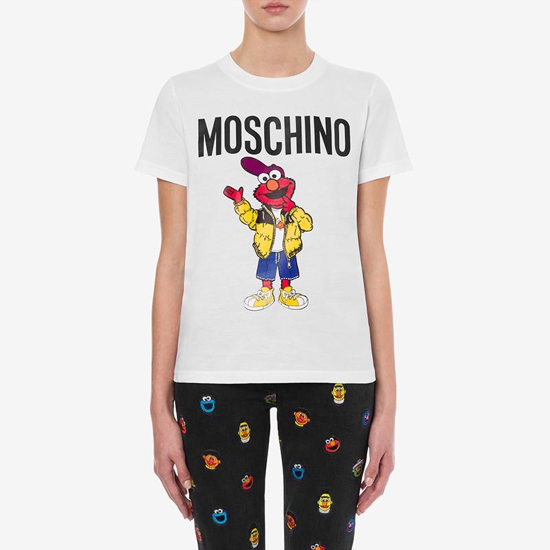 Moschino x Sesame Street El...